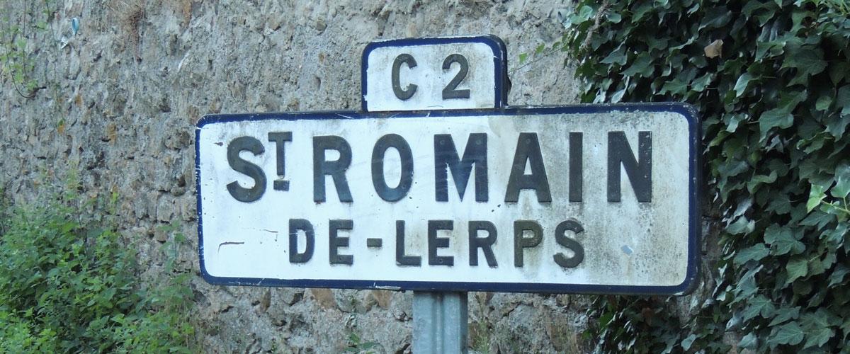 St Romain de Lerps