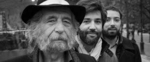 DAN GHARIBIAN trio